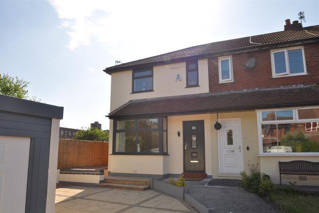 3 bed end terrace house for sale in Corkland Street, Ashton-Under-Lyne