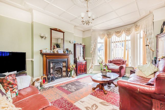 Terraced house for sale in Milward Crescent, Hastings