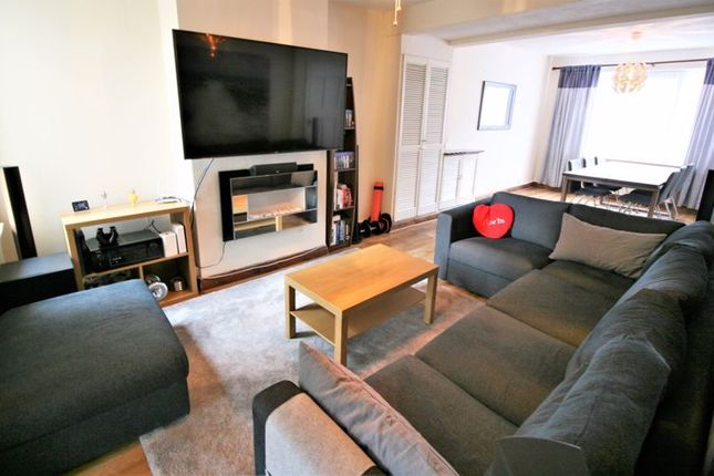 Thumbnail Terraced house for sale in Margaret Road, Heath Park, Romford