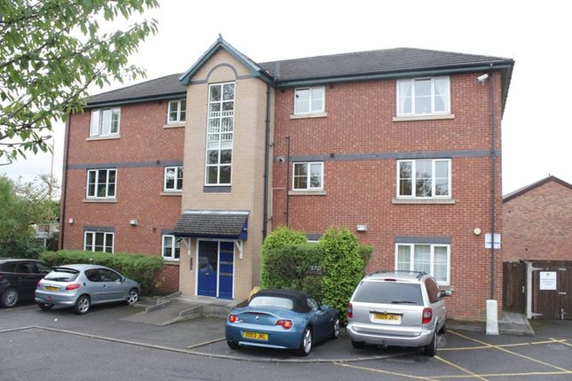 Thumbnail Flat for sale in Station Road, Wilmslow, Cheshire