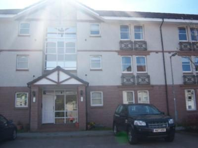 Thumbnail Flat to rent in Millside Terrace, Petercculter