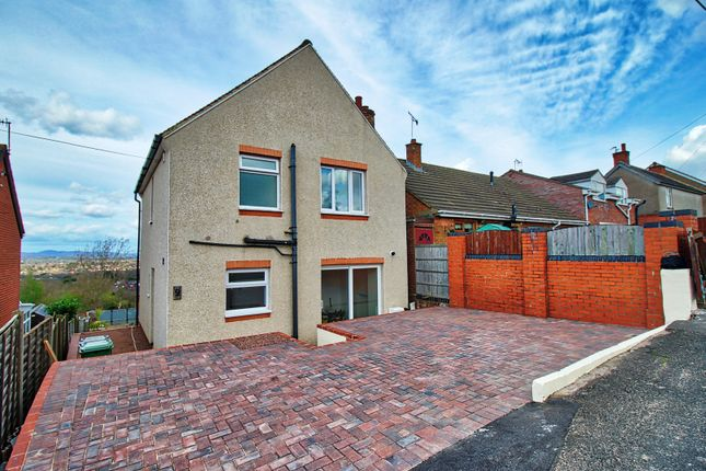 Thumbnail Detached house for sale in Highland Road, Worcester