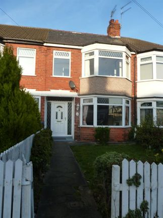 Thumbnail Terraced house to rent in Harwood Drive, Anlaby Common, Hull