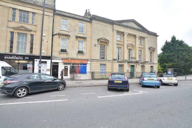 Thumbnail Flat to rent in 7 Cleveland Place East, Bath