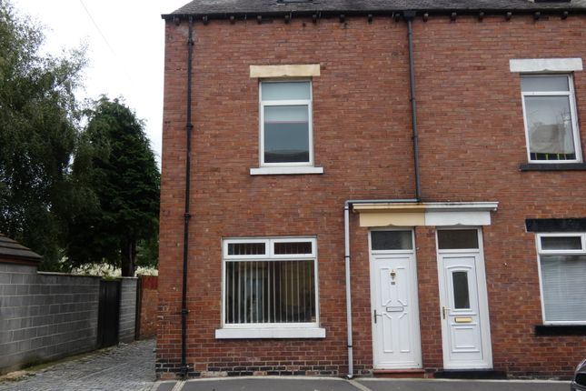 Thumbnail Terraced house to rent in Tivoli Place, Bishop Auckland