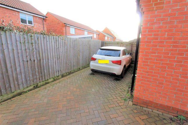 Parking of Musselburgh Way, Bourne PE10