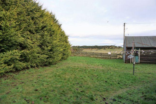 Rear Garden of Evelix Road, Dornoch IV25