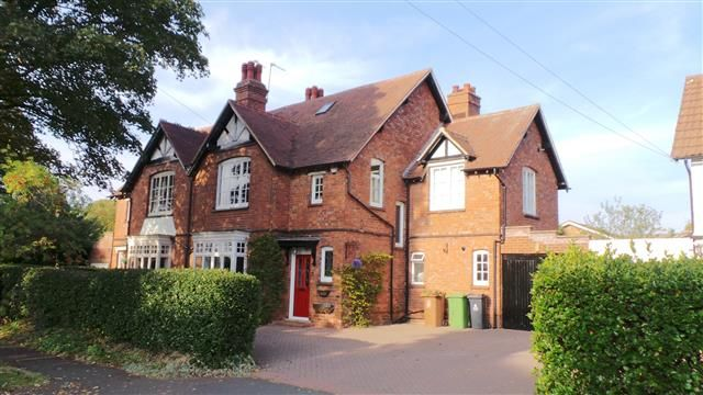 Thumbnail Semi-detached house for sale in Middleton Road, Streetly, Sutton Coldfield