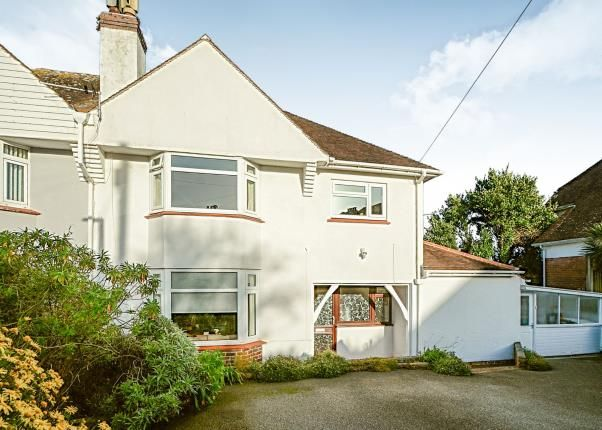 Thumbnail Semi-detached house for sale in ., Paignton, Devon