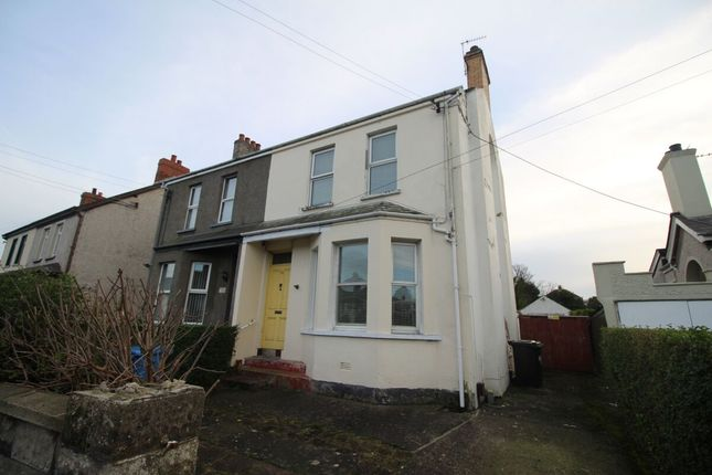 Thumbnail Semi-detached house for sale in Belfast Road, Bangor