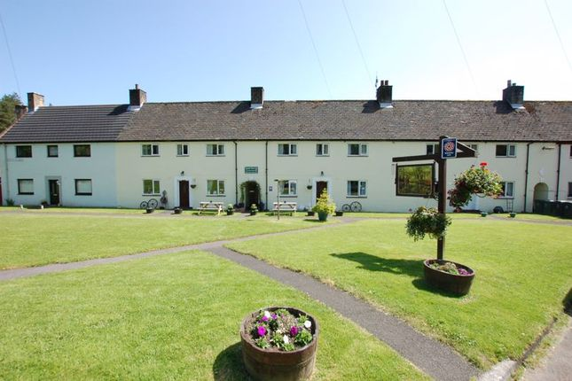 Thumbnail Terraced house for sale in Otterburn Green, Byrness Village, Newcastle Upon Tyne