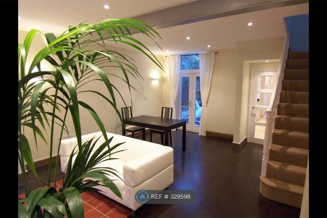 Thumbnail Terraced house to rent in Elwin Street, London