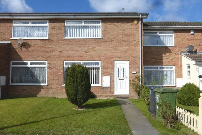 Thumbnail Terraced house to rent in Spruce Avenue, Ormesby, Great Yarmouth