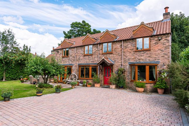 Thumbnail Detached house for sale in Holly Tree House, Main Street, Wilberfoss, York