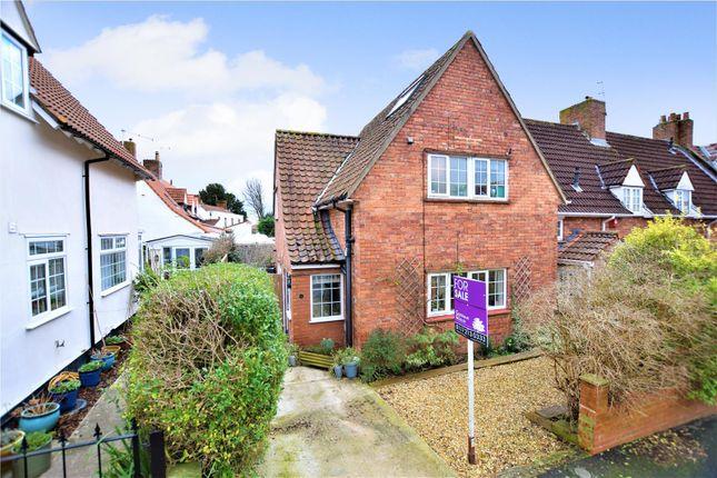 Thumbnail End terrace house for sale in Passage Leaze, Shirehampton, Bristol