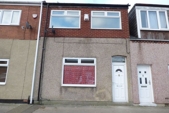 Thumbnail Terraced house to rent in Aline Street, New Silksworth, Sunderland