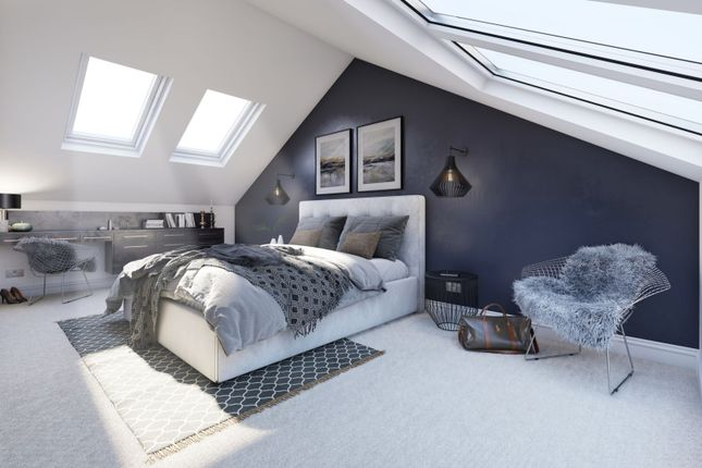 Bedroom of Plot 1 - Course Lane, Wigan WN8