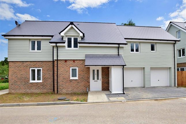 Thumbnail Detached house for sale in Warwick Crescent, Safety Bay House, Rochester, Kent