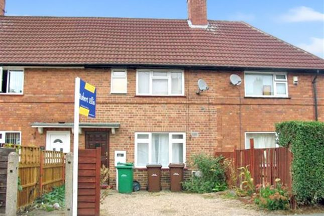 Terraced house to rent in Manton Crescent, Lenton Abbey
