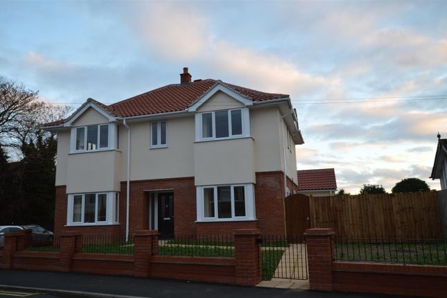 Thumbnail Detached house for sale in Fronks Road, Dovercourt, Harwich