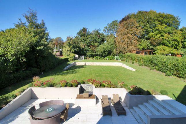 Rear Garden of Sparepenny Lane, Eynsford, Kent DA4