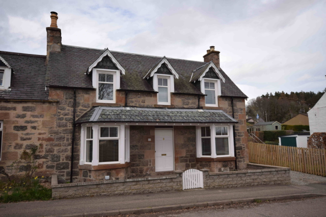 Thumbnail Semi-detached house to rent in Hermitage Street, Evanton, Inverness Shire IV16,