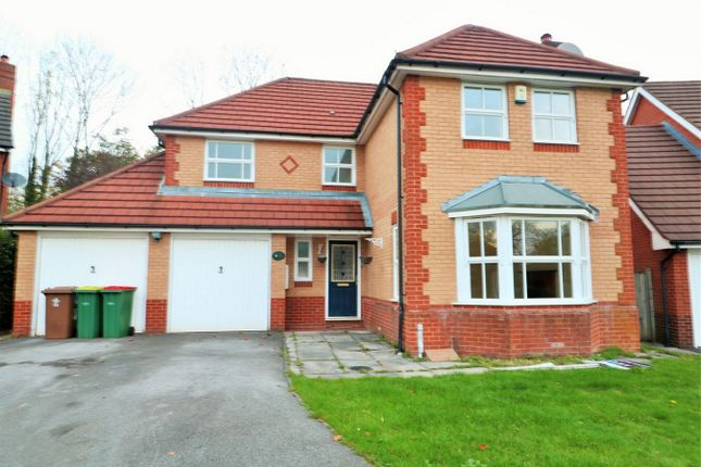 Thumbnail Detached house to rent in 2 Spruce Close, Fulwood, Preston, Lancashire