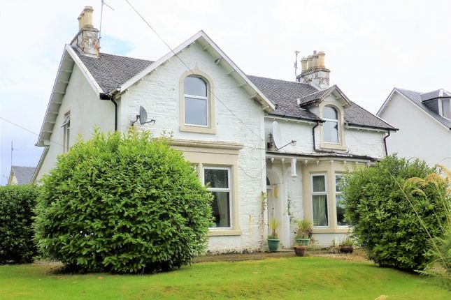 Thumbnail Detached house for sale in 47 Edward Street, Dunoon
