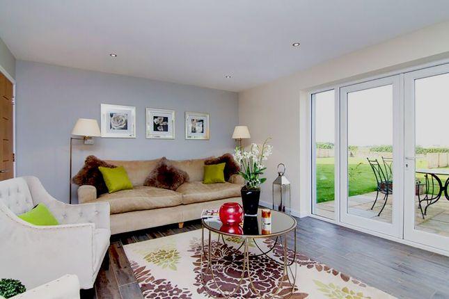 Thumbnail Link-detached house for sale in Kilconquhar Mains Farm, Elie, Fife