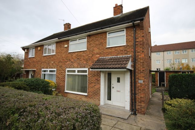 Thumbnail Semi-detached house for sale in Aberfield Close, Leeds