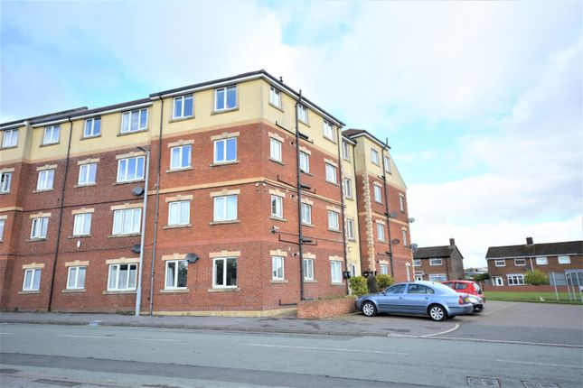 2 bed flat for sale in Cambridge Court, Tindale Crescent, Bishop Auckland DL14