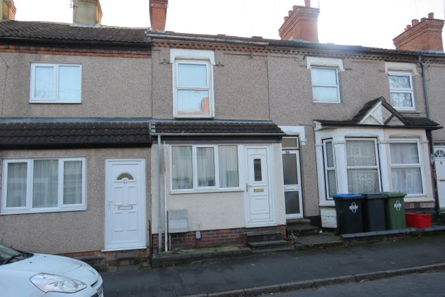 Thumbnail Terraced house to rent in Victoria Avenue, Rugby