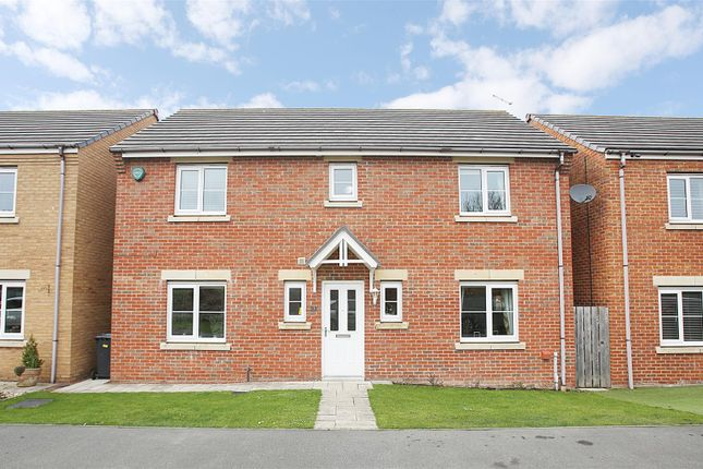 Thumbnail Detached house for sale in Acorn Lane, Shiremoor, Newcastle Upon Tyne