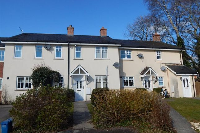 Thumbnail Terraced house to rent in Castle Mews, Usk