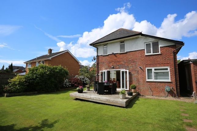 Thumbnail Detached house for sale in Hazeldene Gardens, Exmouth