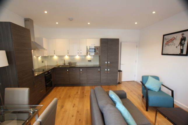 Thumbnail Flat to rent in Clayton Road, Hayes