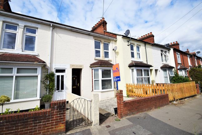 Thumbnail Terraced house to rent in The Crescent, Eastleigh