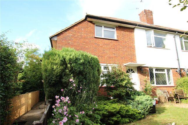 Thumbnail Maisonette for sale in Russett Close, Chelsfield, Kent