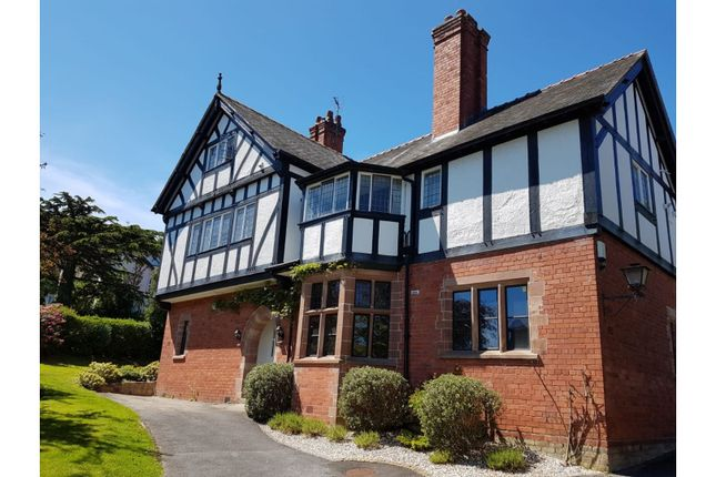 Thumbnail Detached house for sale in Coed Pella Road, Colwyn Bay