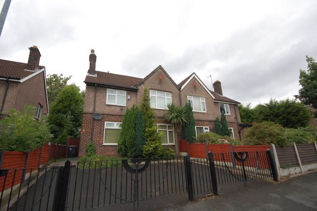 Thumbnail Semi-detached house to rent in Brook Avenue, Swinton, Manchester