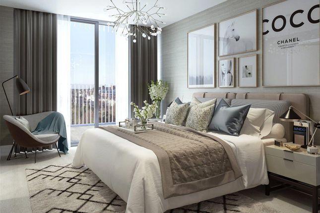 Bedroom 2- CGI of Bayside Apartments, Brighton Road BN11