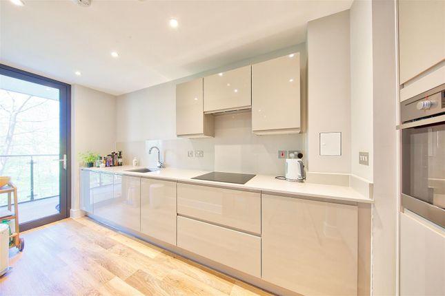 Kitchen of Knaresborough Drive, London SW18