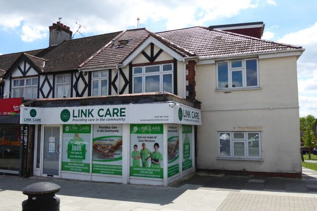 Thumbnail Retail premises for sale in 218 Woodhouse Road, London
