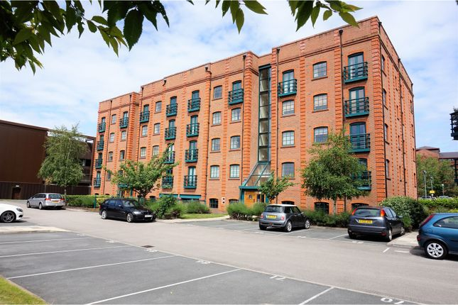 Thumbnail Flat for sale in Wharton Court, Chester
