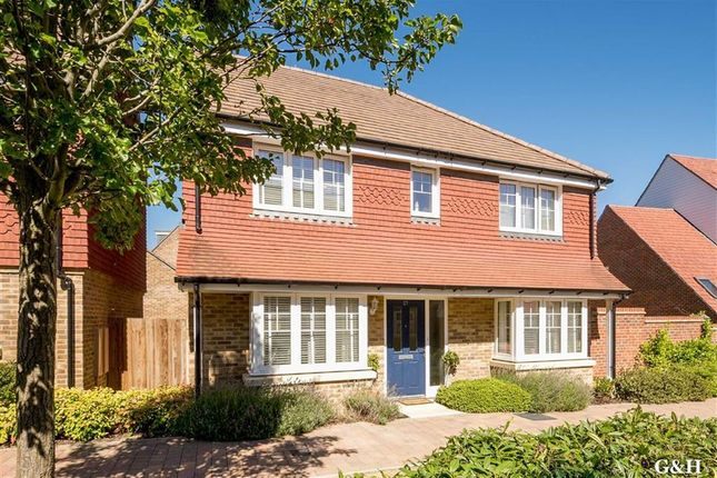 Thumbnail Detached house for sale in Brambling Avenue, Finberry, Ashford