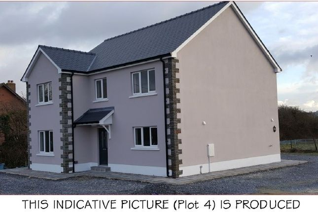 Thumbnail Detached house for sale in Melyr Haf, Caerwedros, New Quay