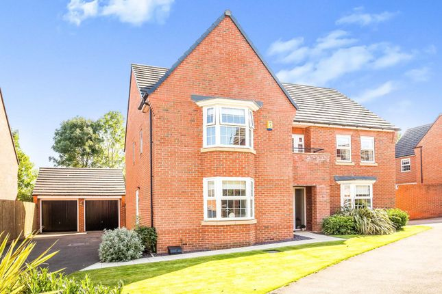 5 bed detached house for sale in Cae Babilon, Higher Kinnerton, Chester CH4