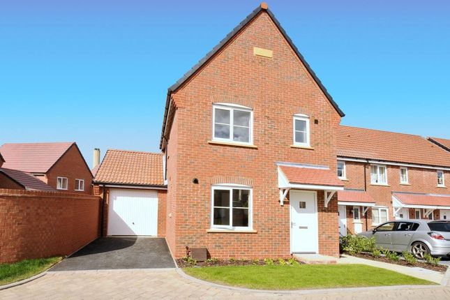 Thumbnail Detached house to rent in Great Western Park, Didcot