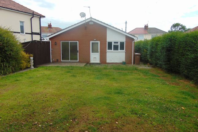 Thumbnail Detached bungalow to rent in Inglewood Avenue, Moreton, Wirral
