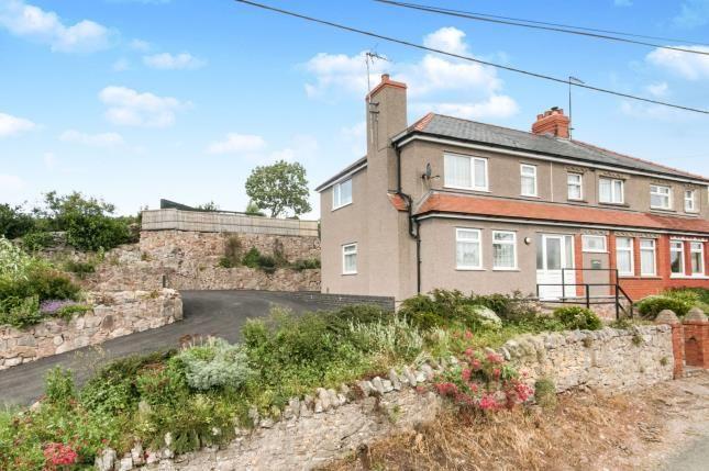 Thumbnail Semi-detached house for sale in Bwlch Y Gwynt Road, Llysfaen, Colwyn Bay, Conwy